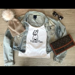 Frenchie Mom Tank Top 🐾